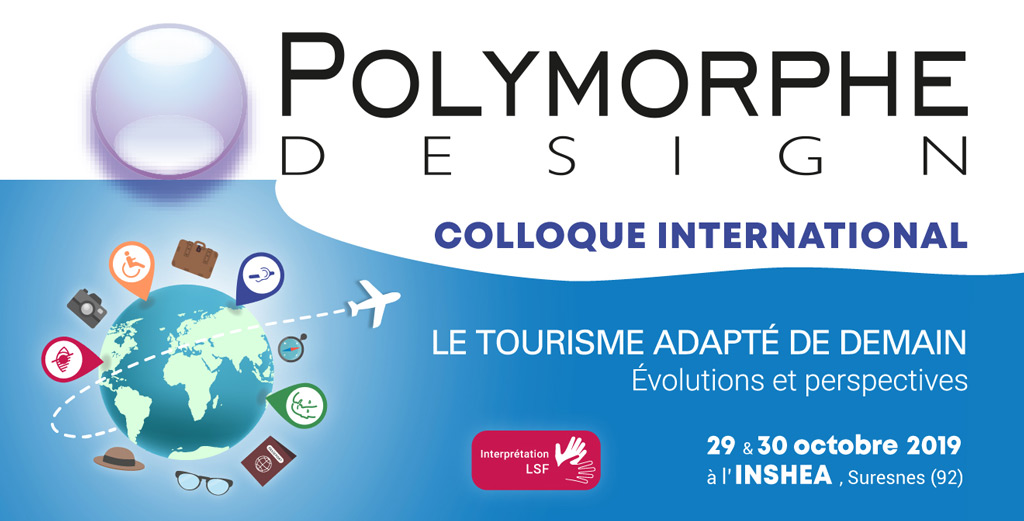 Colloque international : Le Tourisme adapté de demain